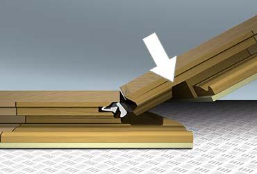 comment poser votre parquet. Black Bedroom Furniture Sets. Home Design Ideas